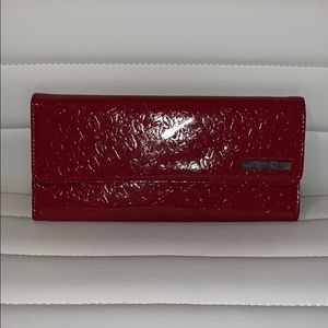 Kenneth Cole Reaction Red Wallet